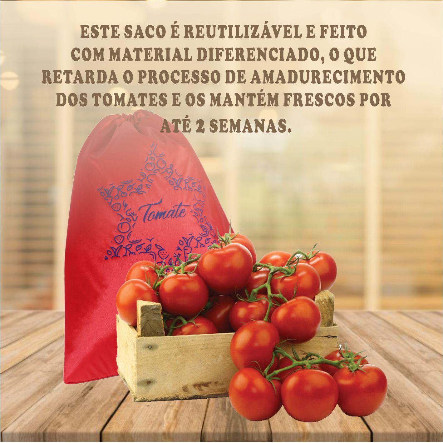 Saco para alimentos  térmico  Tomate