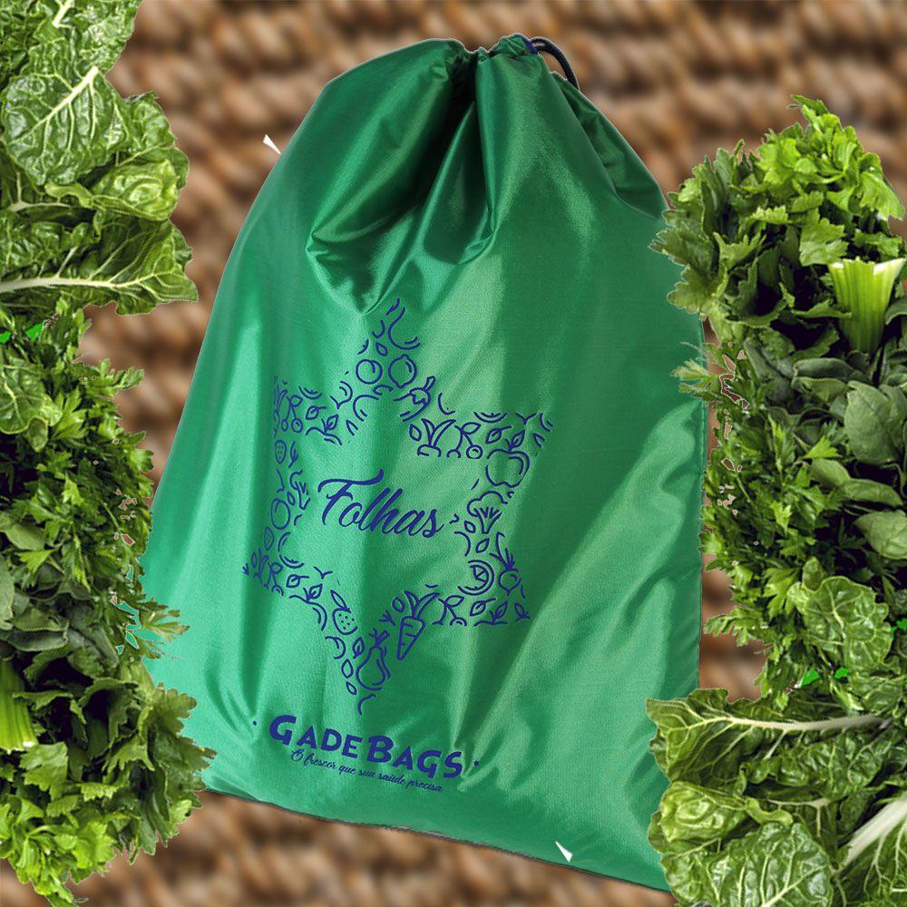 Saco  para alimentos  térmico  Folhas