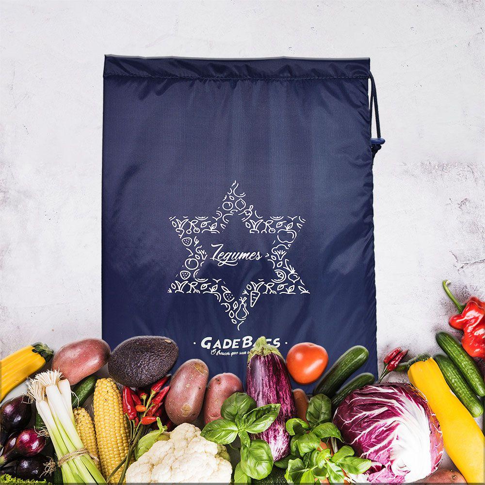 Saco para alimentos  térmico  Legumes