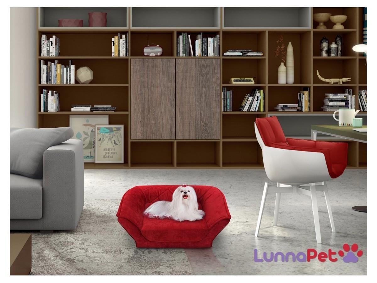 Sofá para Cachorro Lunna Pet Clássico