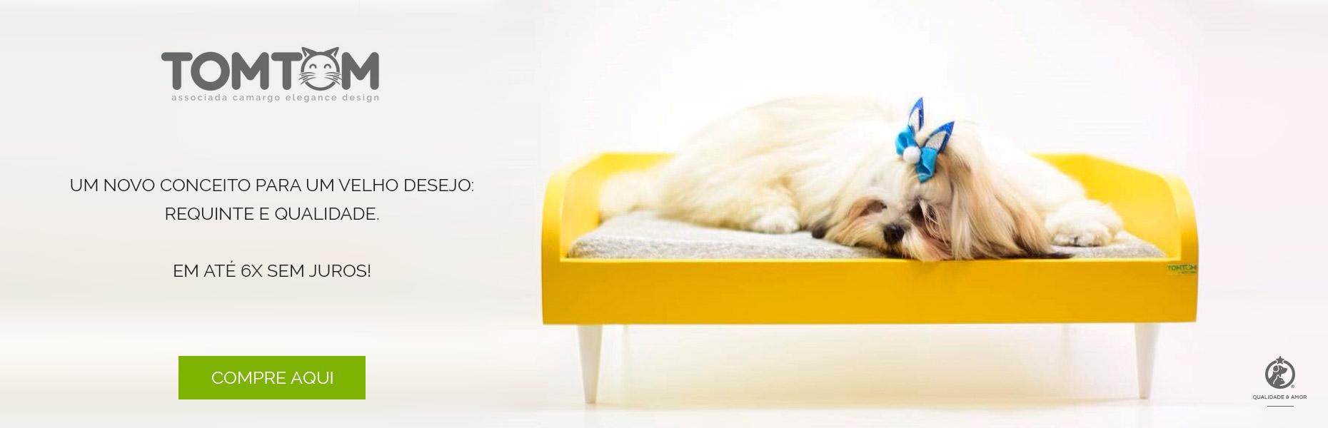 Mobiliário Pet: Tomtom