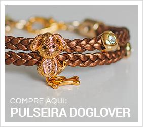 Pulseiras femininas Doglover