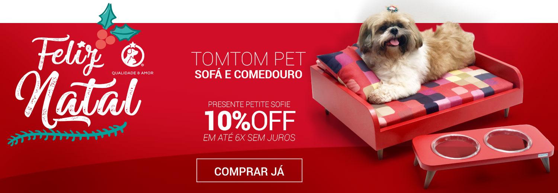 Sofá Exclusivo Tomtom Pet