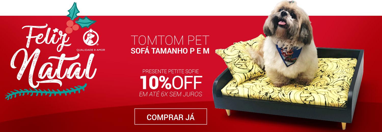 Sofá Especial Tomtom Pet