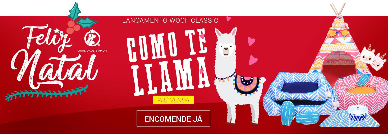 Nova Coleção Llama Woof Classic [PRÉ VENDA]
