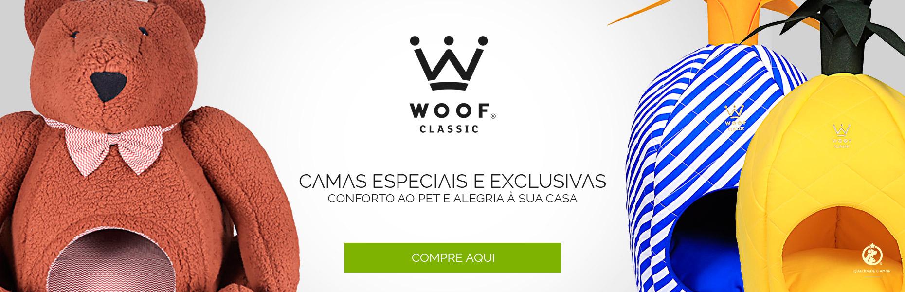 Caminhas especiais Woof Classic