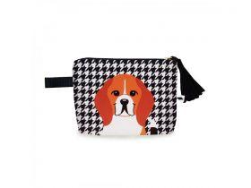 Bolsa Clutch Beagle