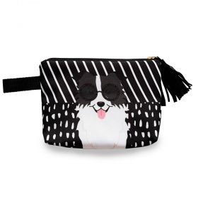 Bolsa Clutch Border Collie