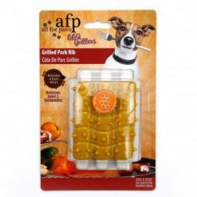 Brinquedo com Aroma de Costela de Porco Grilled Pork Rib AFP
