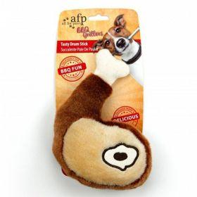 Brinquedo de Pelúcia Coxa de Frango BBQ Tasty Drum Stick AFP