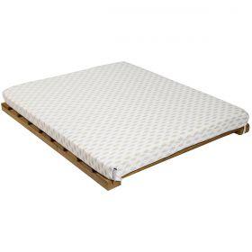 Cama Modernpet Deck Acácia Off White