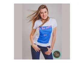 Camiseta Be the Person