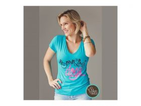 Camiseta Born to Love Dogs