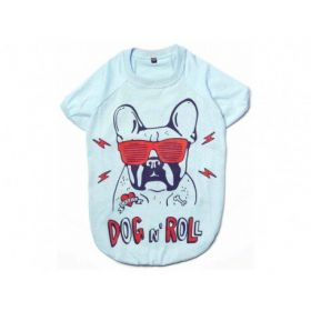 Camiseta Pet Venice Dog&Roll - G