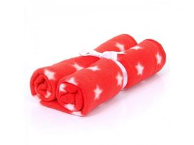 Cobertor Pet Manta Soft Premium Estrela Vermelha