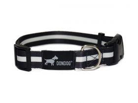 Coleira Black & White Dondog