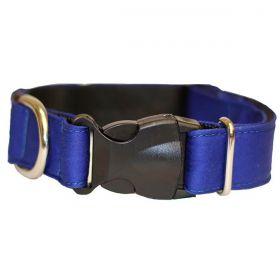Coleira Modernpet em Nylon Azul