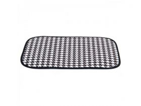 Jogo Americano Pied Poule Houndstooth