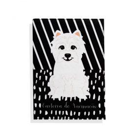 Porta Carteira de Vacinação West Highland Terrier