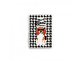 Porta Documentos / Passaporte Beagle