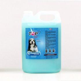 Shampoo Top Vet Branqueador Hipoalergênico 5L