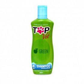 Shampoo Top Vet Green Branqueador
