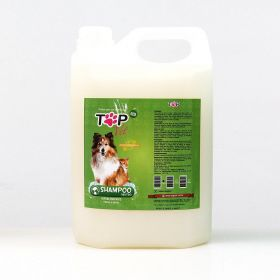 Shampoo Top Vet Neutro Hipoalergênico 5L