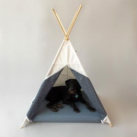 Tenda para Cachorro Beds for Pets Blue