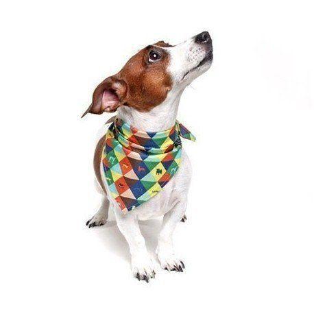 Bandana Dog&Roll DogStar Groove - M