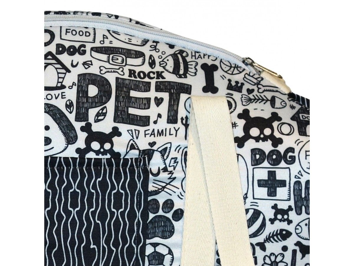 Bolsa de Transporte Pet Rock Dog