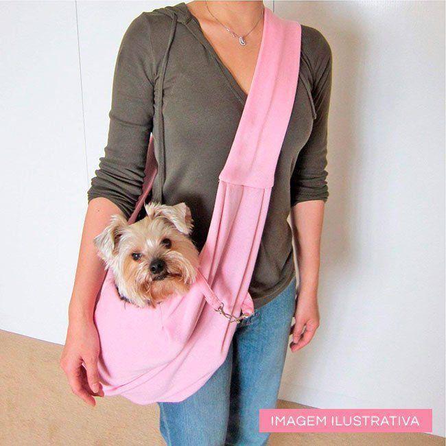 Bolsa Sling Pet Woof Classic