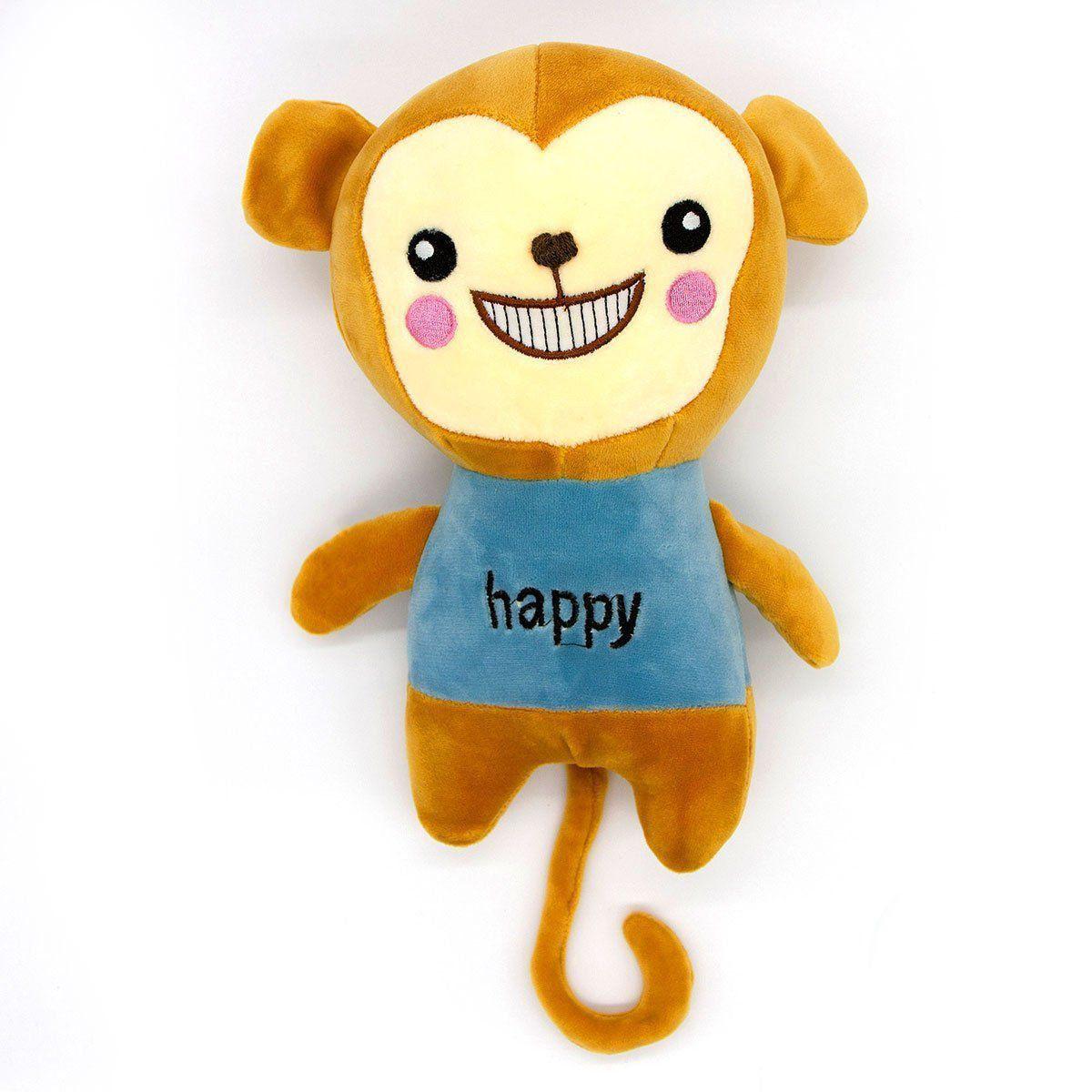 Brinquedo de Pelúcia Buddy Macaquinho