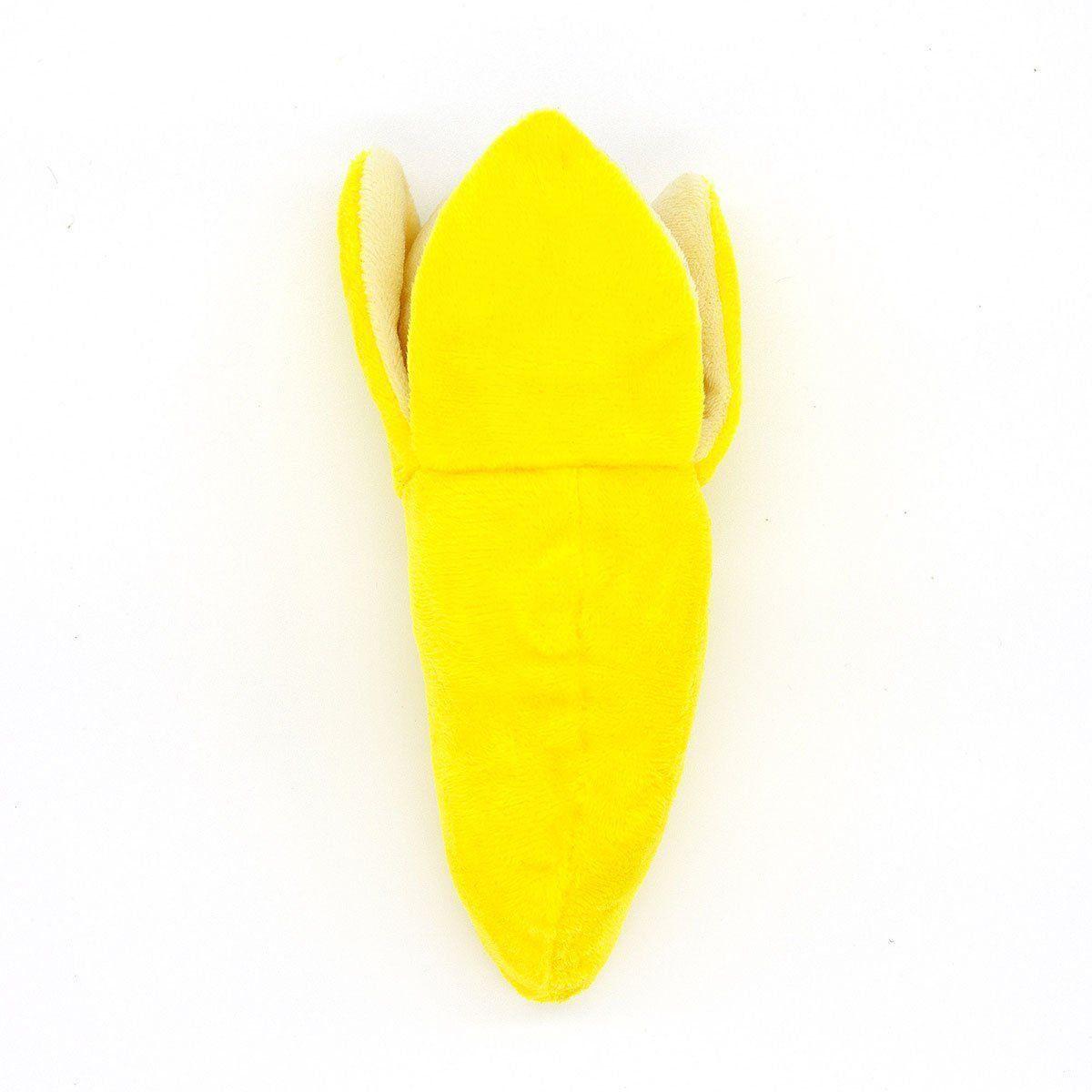 Brinquedo para Pet em Pelúcia - Banana