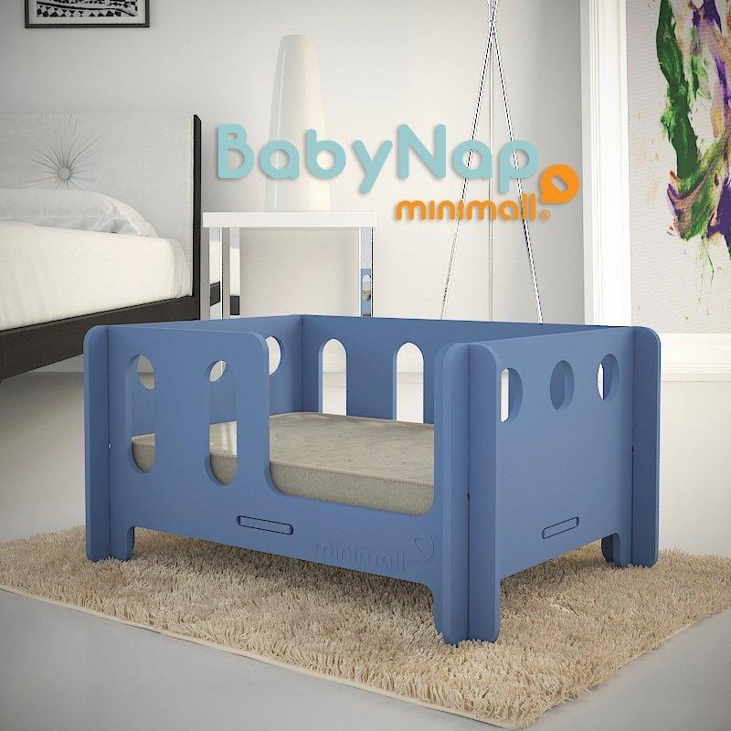 Cama Berço Médio BabyNap