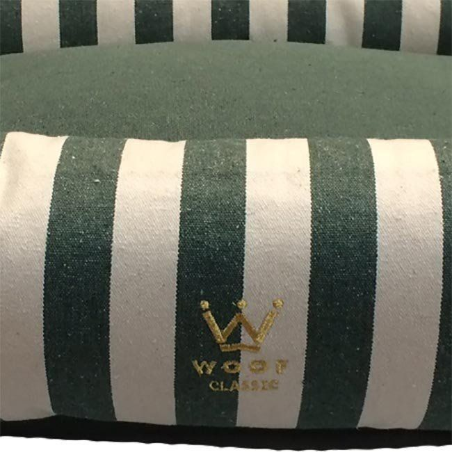 Cama Retangular ECO Verde Woof Classic