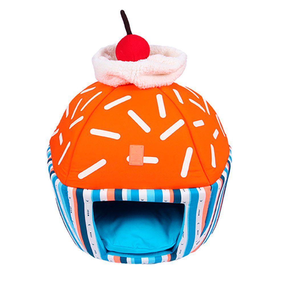 Caminha Cupcake Woof Classic Iceland Azul