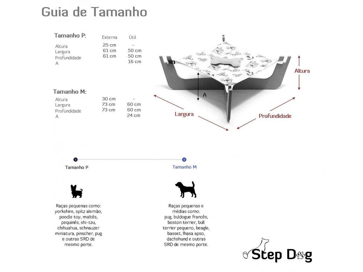 Caminha Suspensa Aura Garfield