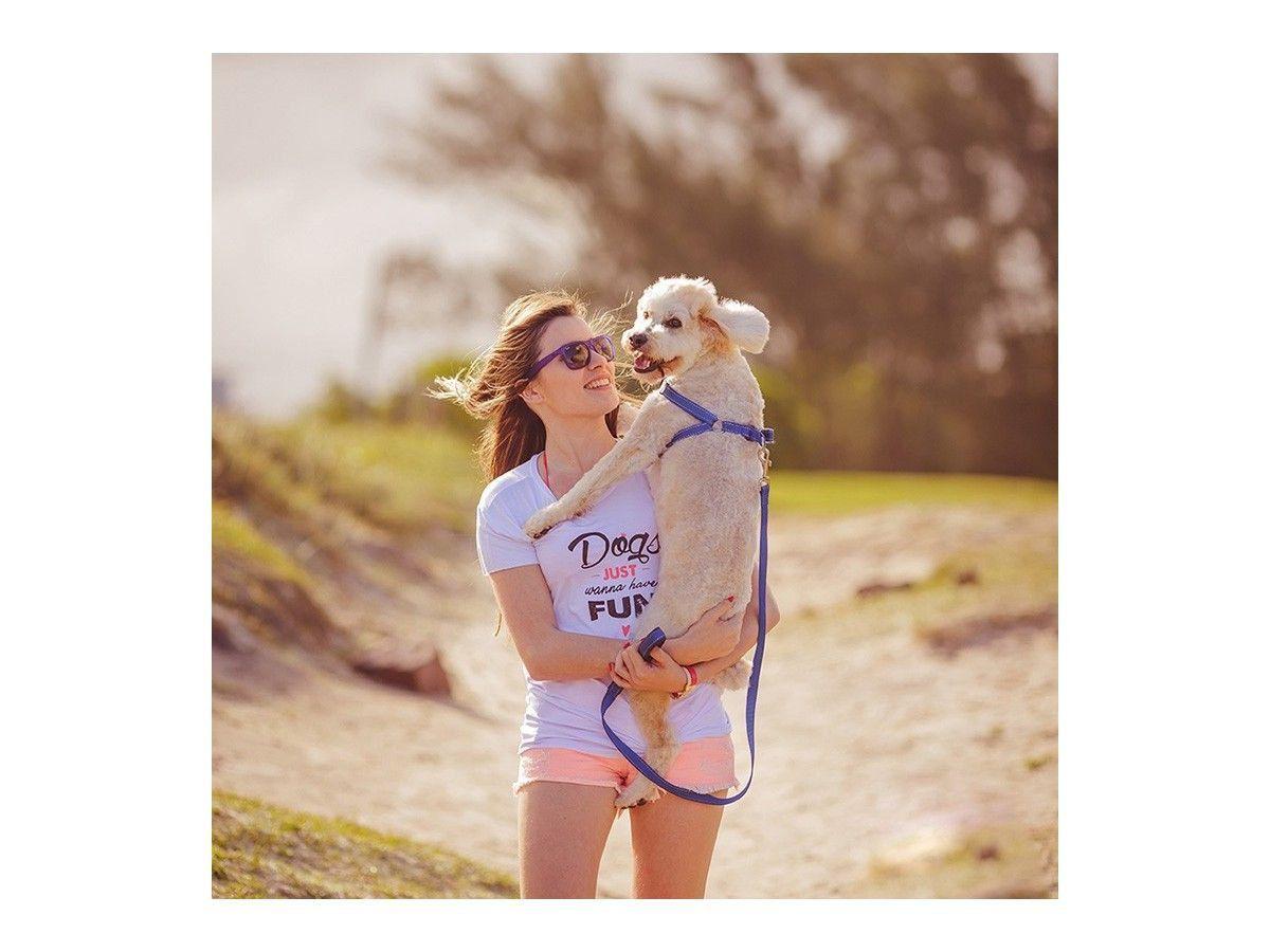 Camiseta Dogs Just Wanna Have Fun