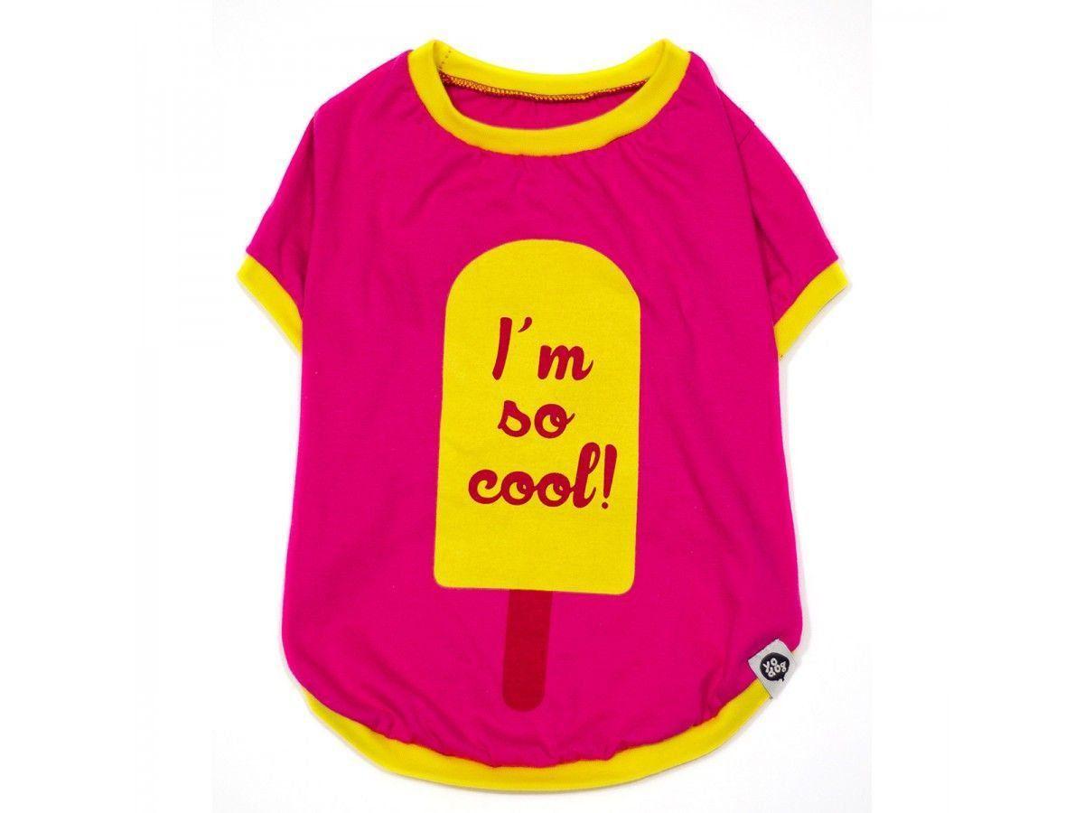 Camiseta I'm So Cool Yo Dog