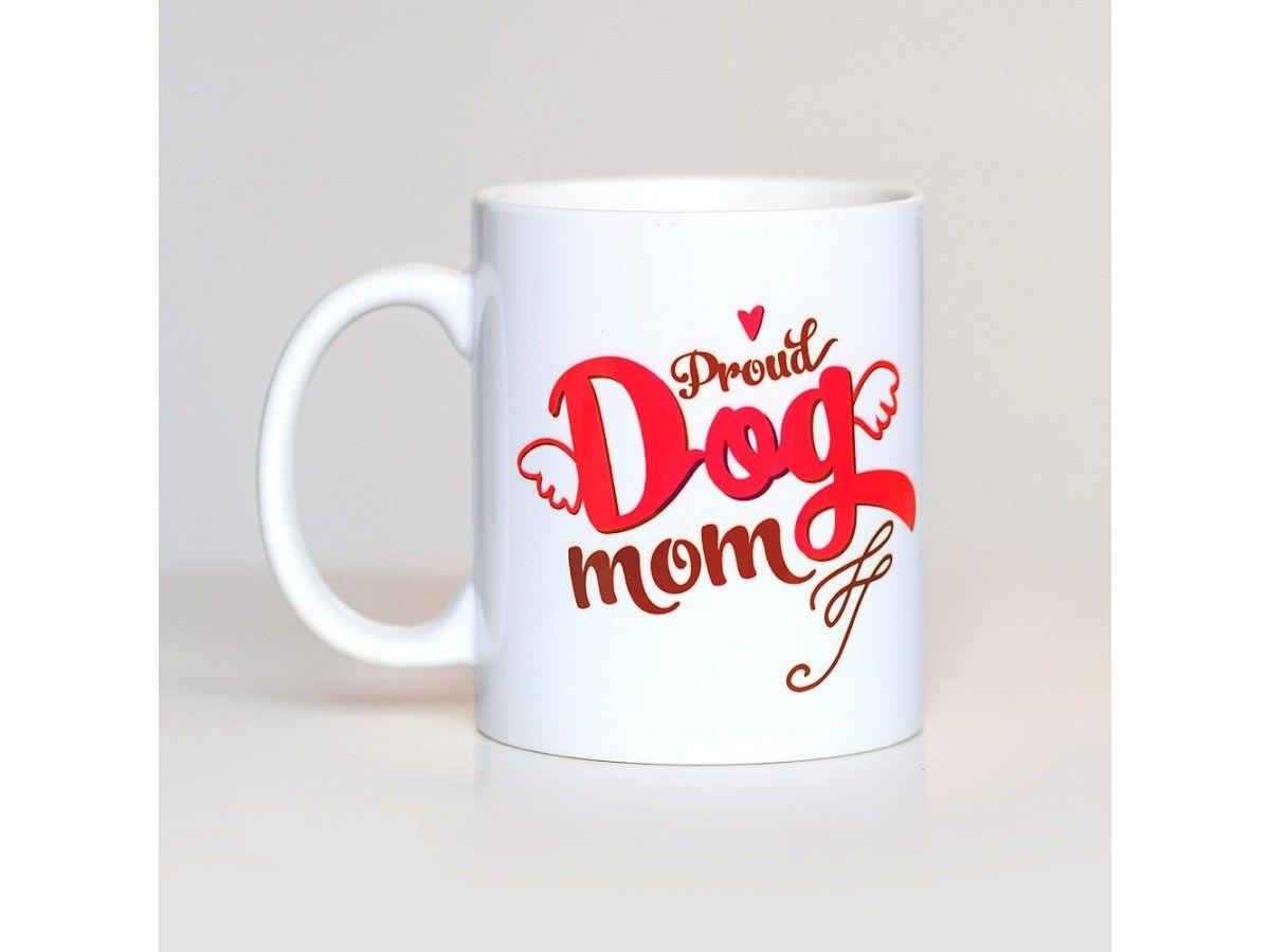 Caneca de cachorro Proud Dog Mom