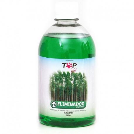 Eliminador de Odores Top Vet Eucalipto