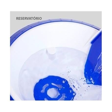 Fonte Automática Petlon Premium Prata Branca