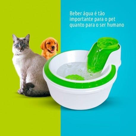 Fonte Bebedouro Automático Petlon Verde