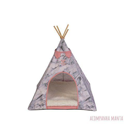Kit Tenda Apache Woof Classic Empire Rosé completo