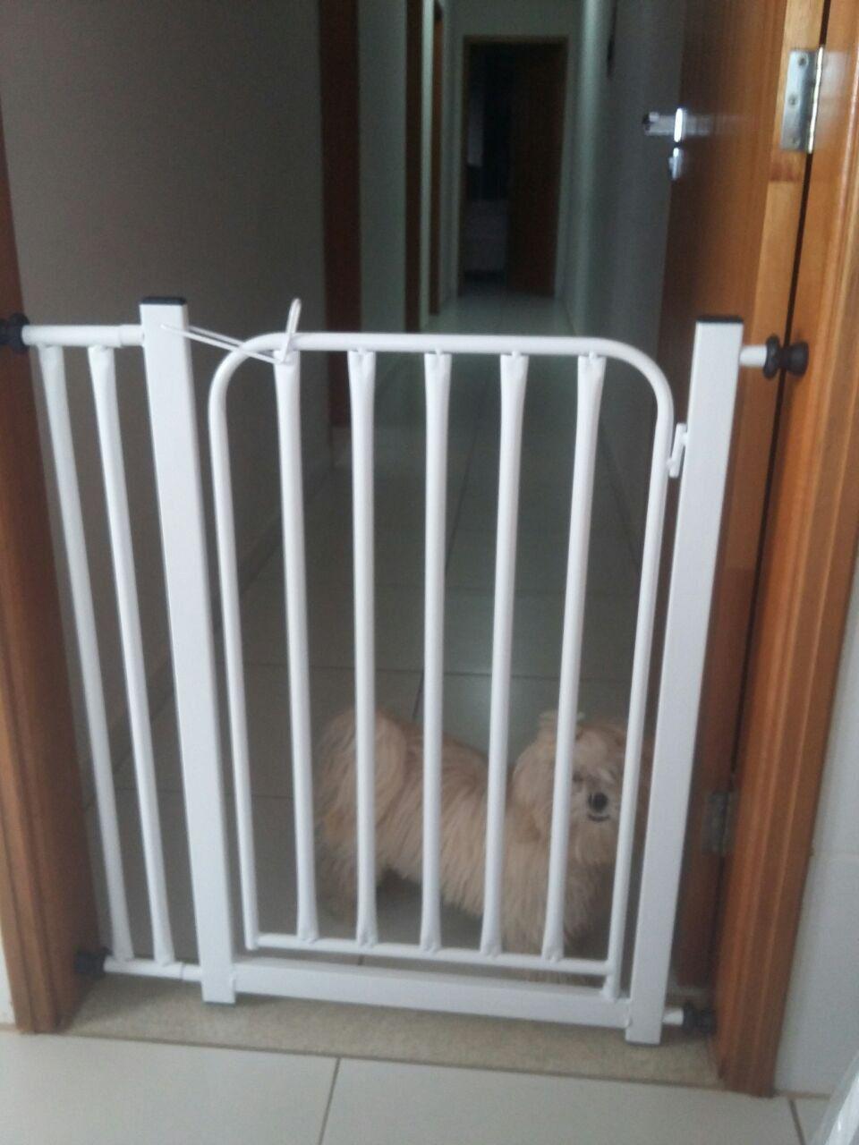 Prolongador para Portão Pet Tubular (+20cm)