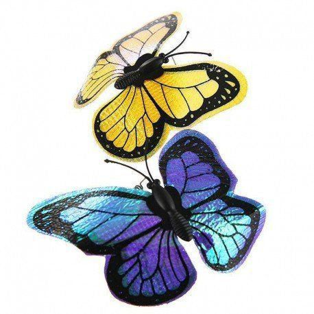 Refil de 6 Borboletas para Flutter Bug AFP