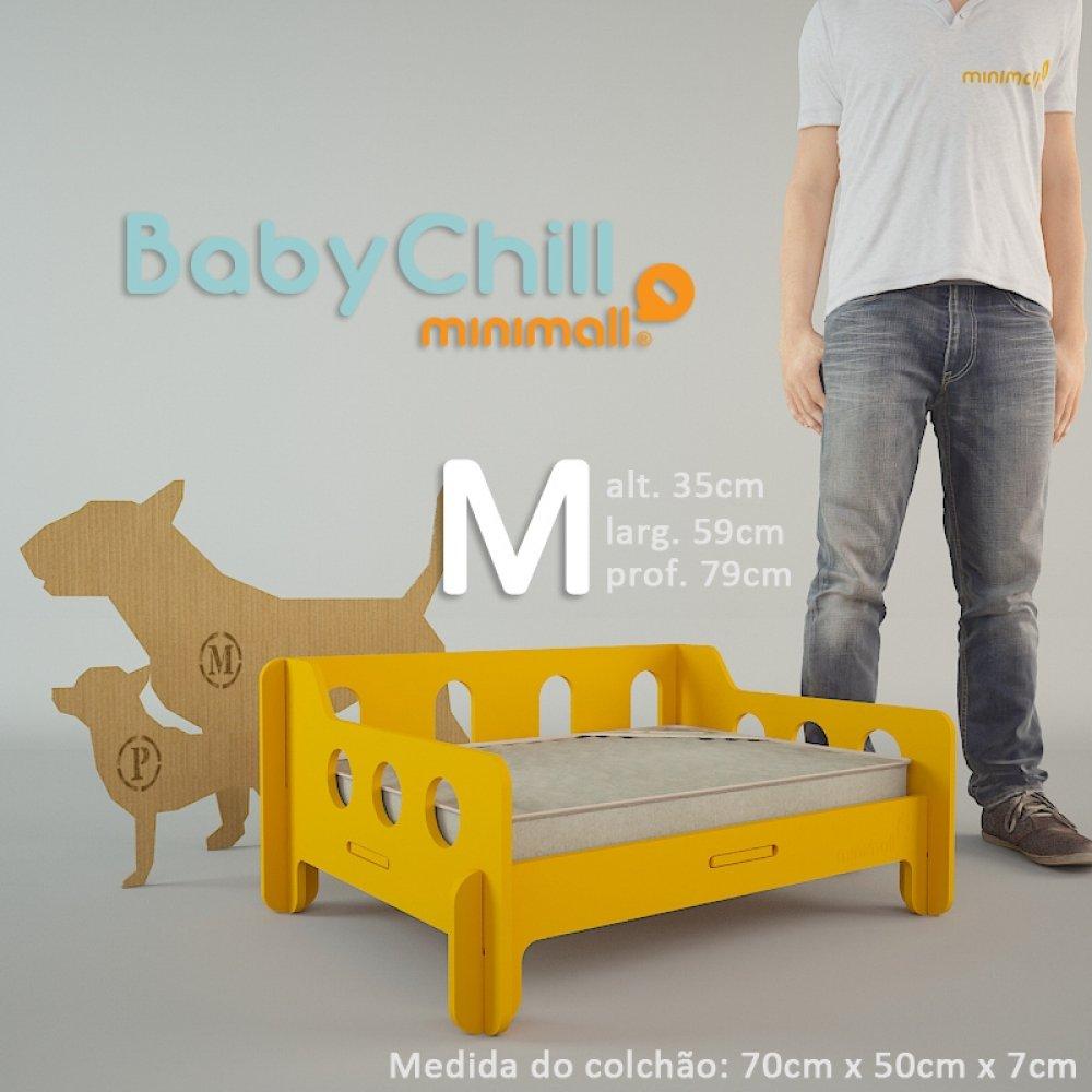 Sofá para Cachorro BabyChill M