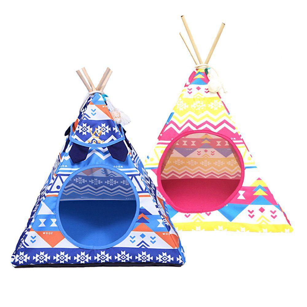 Tenda Apache Cat Woof Classic Llama