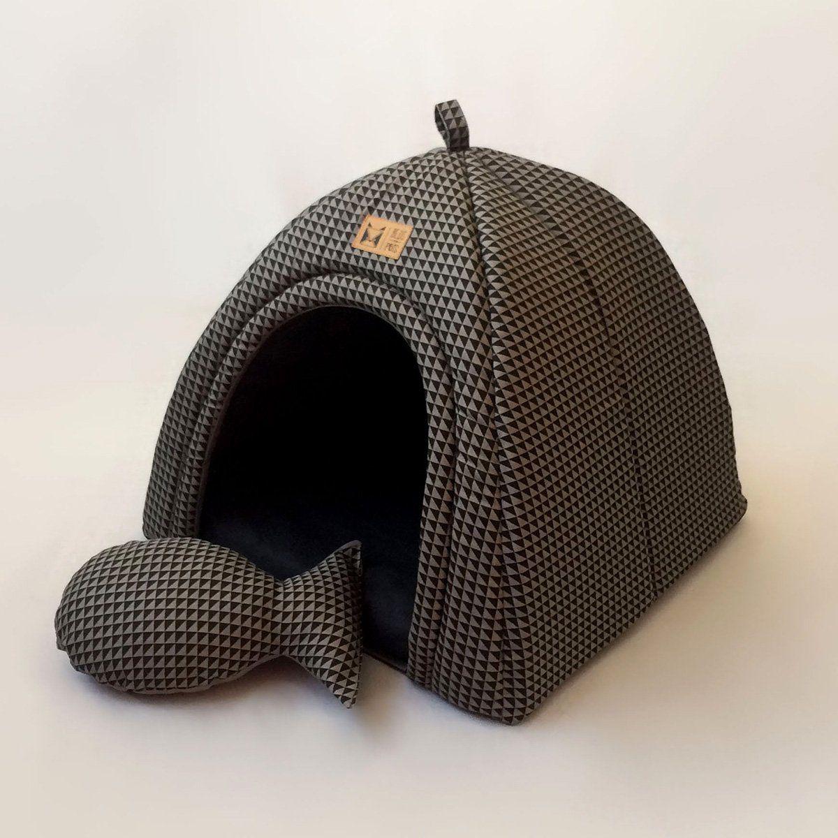 Toca Iglu para Cachorro Posh Lotus Beds for Pets