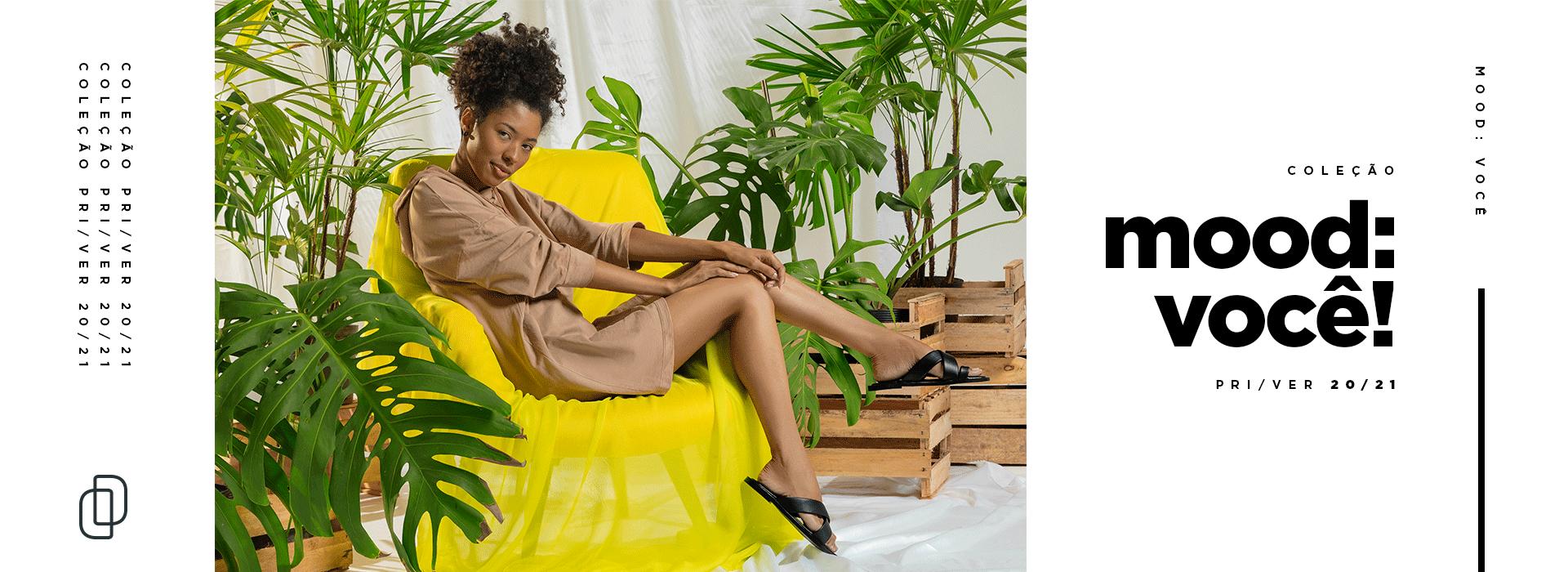 Novidades verão 2021 calçados femininos